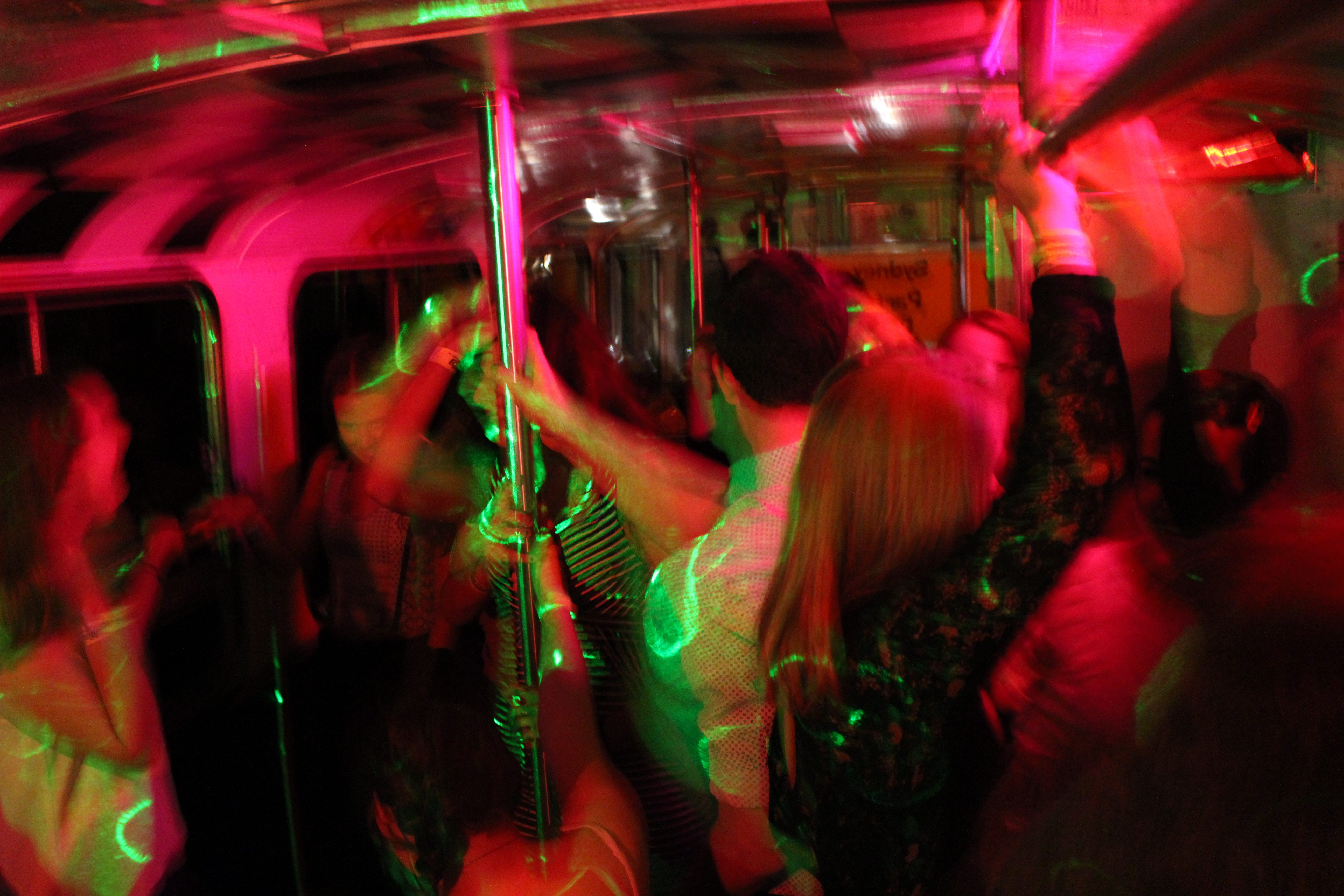 Sydney Party Bus Fun Facts!