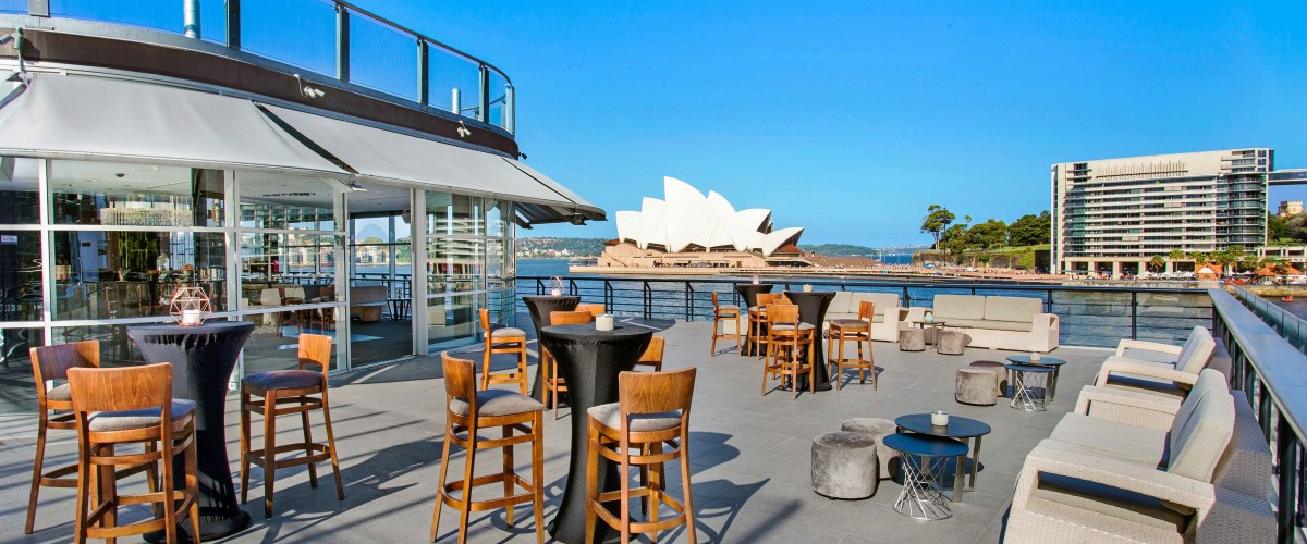 Sydney party bus new venue announcement cruise bar for The balcony bar sydney