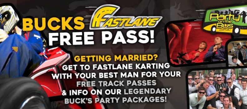 FREE KARTING FOR THE BUCK & THE BEST MAN!