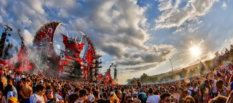 Sydney Party Bus goes to Defqon – 17th of September 2016