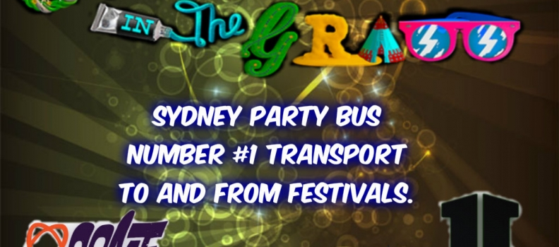 Sydney's best Festival Transportation!