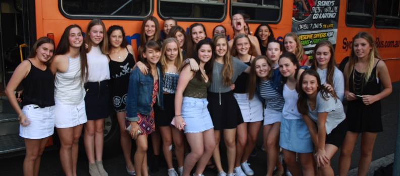Sydney Party Bus can host your TEEN PARTY!!