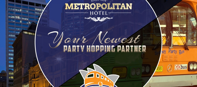 Metropolitan Hotel: Your Newest Party Hopping Partner