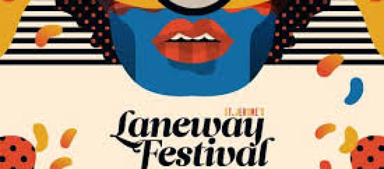 Sydney Party Bus goes to LANEWAY Festival on Sunday 7th February!